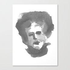 Portrait of Mr.Boo Canvas Print