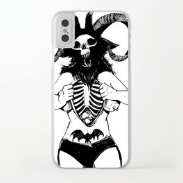 Muse IV Clear iPhone Case