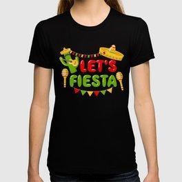 Let's Fiesta T-shirt