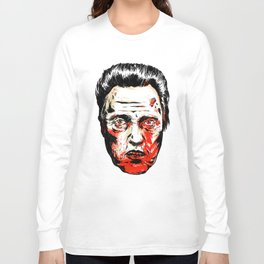 Walken Dead Long Sleeve T-shirt
