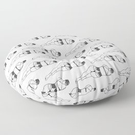 Sleep Baby Sleep Floor Pillow