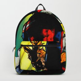 THE SYMBOL OF PEACE - ALL MIGHT Backpack