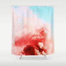 Candy Smoke #society6 #decor #buyart Shower Curtain