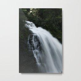 Moss Glen Falls Metal Print