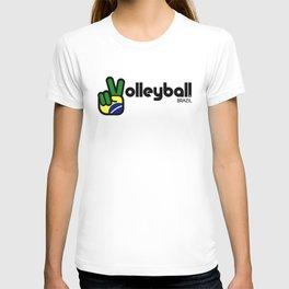 Volleyball Brazil T-shirt