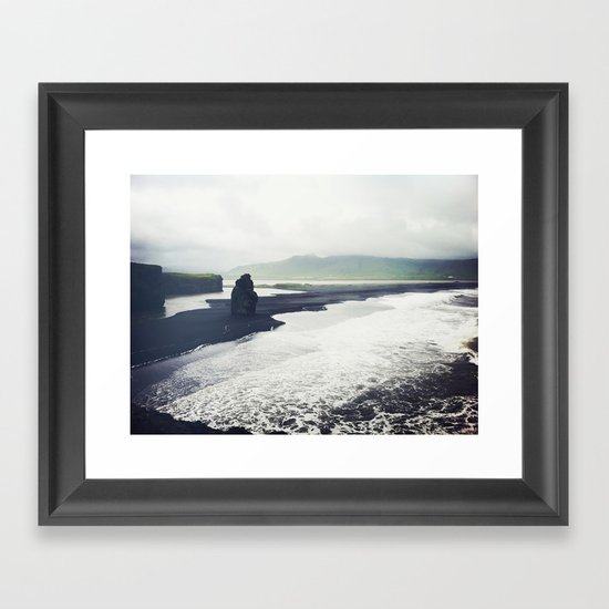 past the point of no return Framed Art Print