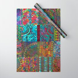 Bohemian Wonderland Wrapping Paper