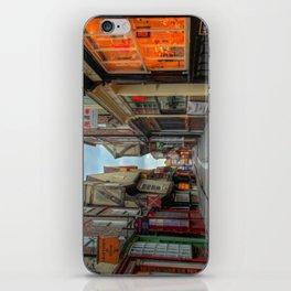 York Shambles HDR  iPhone Skin