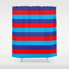 Le roi de la rayure Shower Curtain