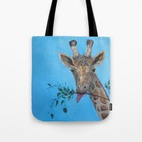 vegan Tote Bags featuring VEGAN by RokinRonda