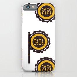 Hand Fan iPhone Case