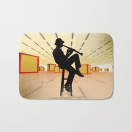 Cool Jazz 3 Bath Mat