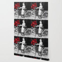 Poppy Girl Wallpaper