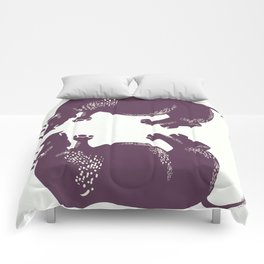 Rhino Watering Hole Comforters