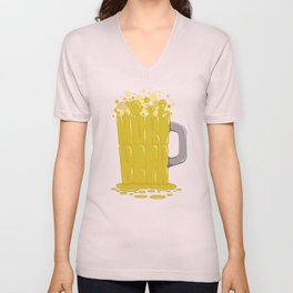More Beer Unisex V-Neck