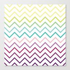 Summer thin Canvas Print