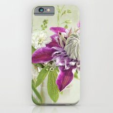 Clematis 'Josephine' iPhone 6s Slim Case