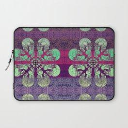 Skullflower / Schädelblume  Laptop Sleeve