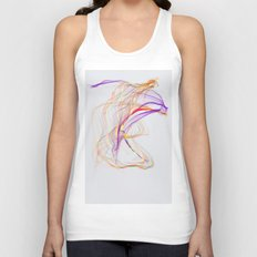 Strings Unisex Tank Top