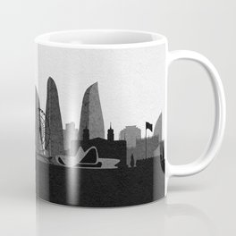 City Skylines: Baku Coffee Mug