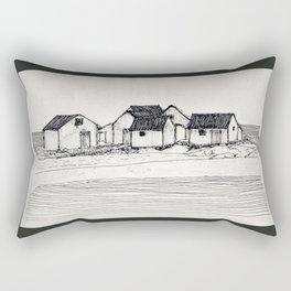 Les Galets de Natashquan Rectangular Pillow