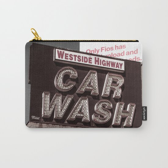 Intrepid Car Wash Carry-All Pouch