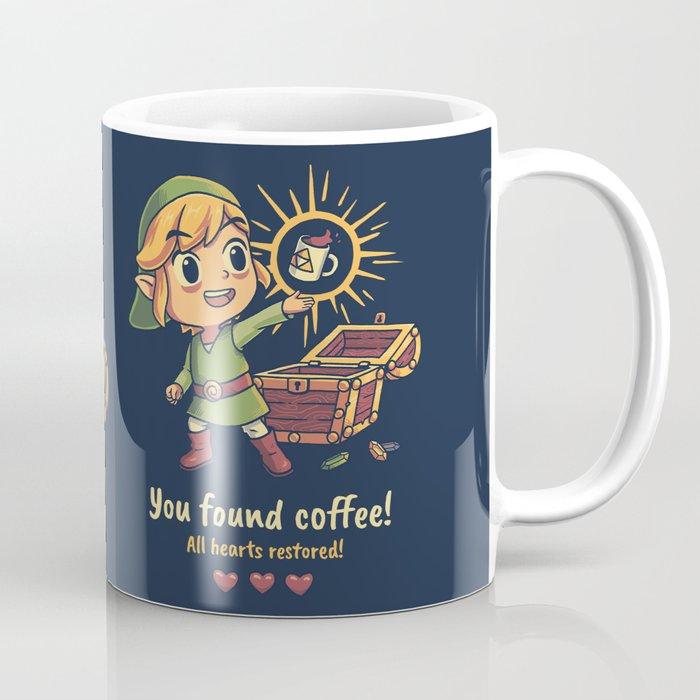 The Legendary Coffee Coffee Mug