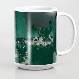 Four of Seven Coffee Mug