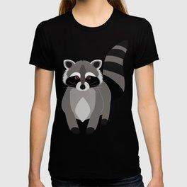 Raccoon in the Night T-shirt