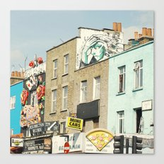 Camden Street Canvas Print
