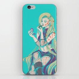 killer queen iPhone Skin