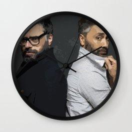 Jemaine and Taika Wall Clock