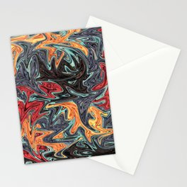 Bold Berries Stationery Cards