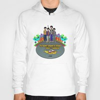 yellow submarine Hoodies featuring Yellow Submarine by The Beatles Complete On Ukulele