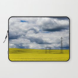 Canadian Prairie Canola Laptop Sleeve