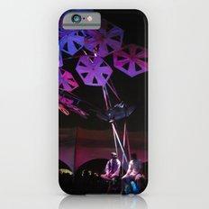 purple paper ponder Slim Case iPhone 6s