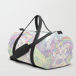 My Little Baphomet Duffle Bag