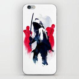 Michonne iPhone Skin