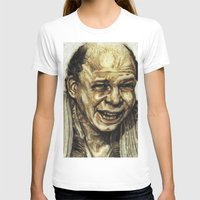 princess bride T-shirts featuring Vizzini from Princess Bride by Aaron Bir