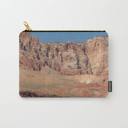 Colorful Mesas 2 - Desert Southwest Carry-All Pouch