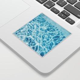 Underwater Photo Swimming Pool Sticker