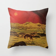 heart is home Throw Pillow
