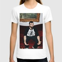 kevin russ T-shirts featuring Kevin by moriahaslan