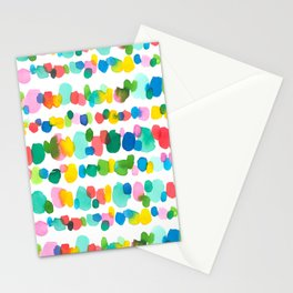Paradise Dots Stationery Cards