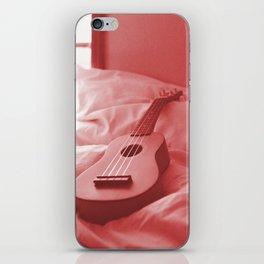 Uke Red iPhone Skin