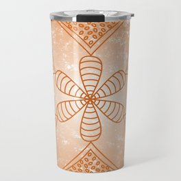 The Sacral Chakra Travel Mug