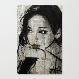 RUTH Canvas Print