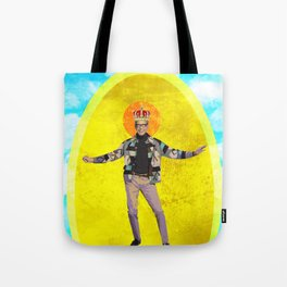 Holy Jeff Goldblum Tote Bag