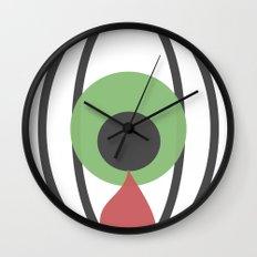 saures haus Wall Clock