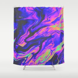 DOING IT TO DEATH Shower Curtain